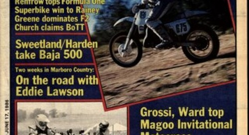 Cycle News 1986 06 25