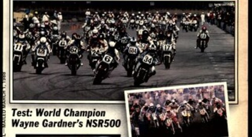 Cycle News 1988 03 09
