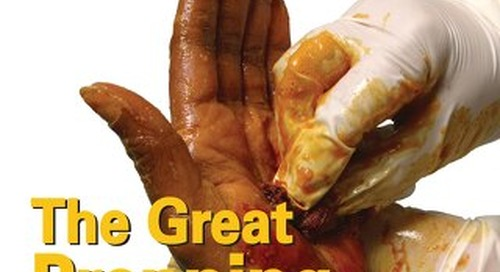The Great Prepping Debate - December 2012 - Outpatient Surgery Magazine