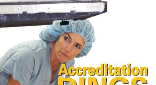 Accreditation Dings - August 2013 - Outpatient Surgery Magazine - Subscribe