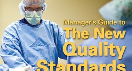 The New Quality Standards - January 2013