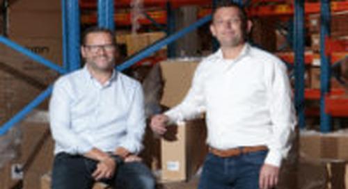 Start-up Stockspots steekt de grens over naar België
