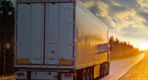 Transportprijs en -capaciteit fluctueren fors