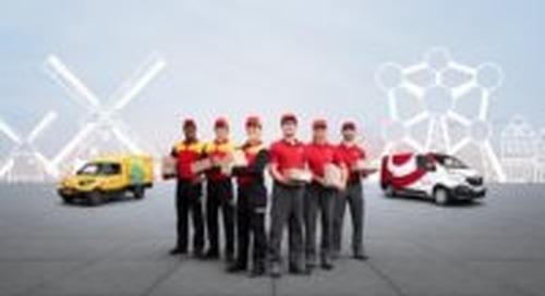 Bpost en DHL bundelen bezorgkrachten in Benelux