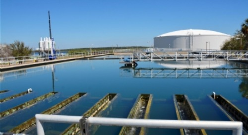 GE to retrofit Florida plant with membranes over media filtration