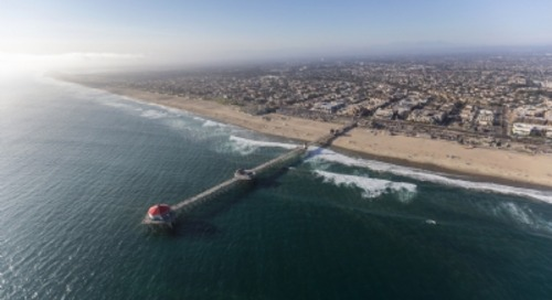 Huntington Beach completes permitting application