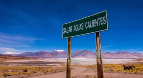 GS Inima and Claro Vicuna win Atacama desalination plant contract
