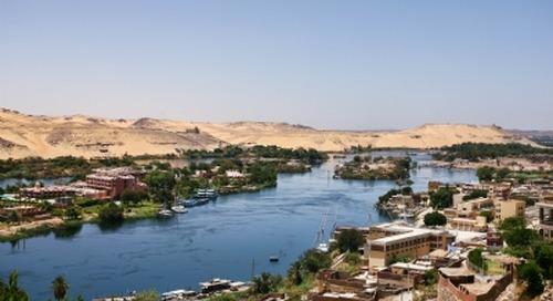 Egypt's al-Sisi has a mega desal scheme in his sights