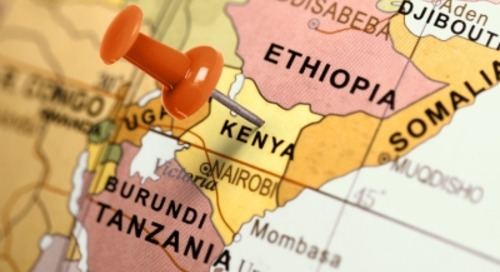 Kenya considers plans for capacitive desalination plant