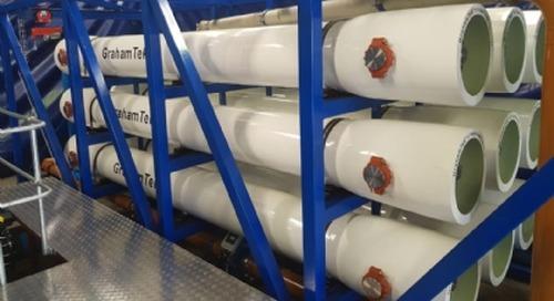 GrahamTek wins SWCC contract for new desal capacity