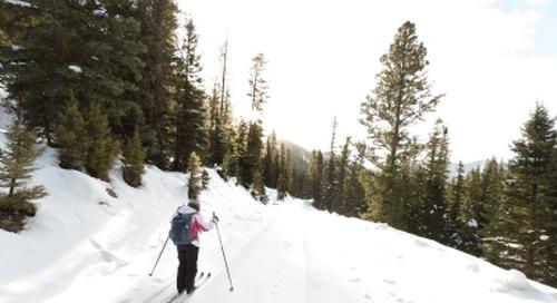High-end Montana ski town mulls reuse to produce snow