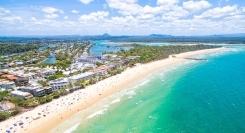 Sunshine Coast, Australia, to assess potential for a desalination plant
