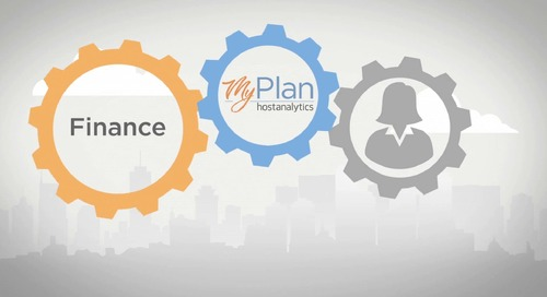 Host Analytics MyPlan
