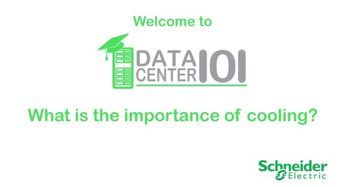 Data Center 101: What is the Importance of Cooling?