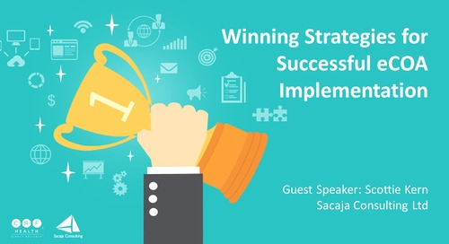 Winning Strategies for Successful eCOA Implementation