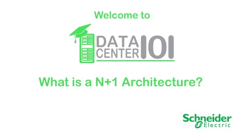 What is an N+1 Architecture?