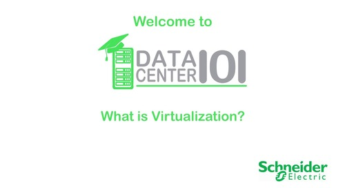 Data Center 101: What is Virtualization?