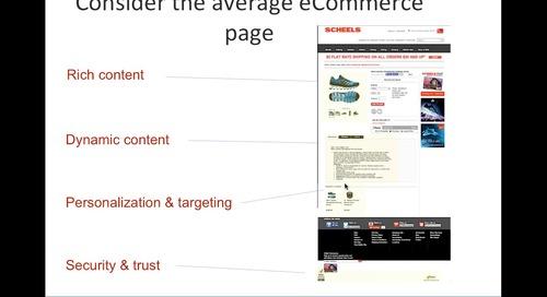 Webinar: IMPACT and Yottaa Mobile Optimization (Recording)