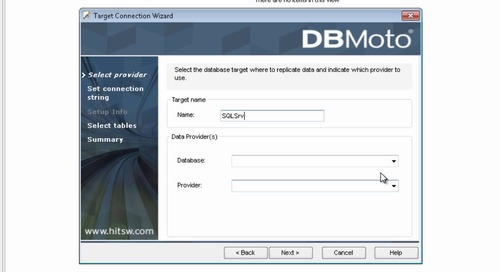Introduction to DBMoto