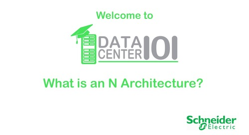 Data Center Risk Profiles: What is an N architecture?