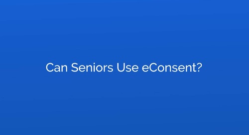 Can Seniors Use eConsent?
