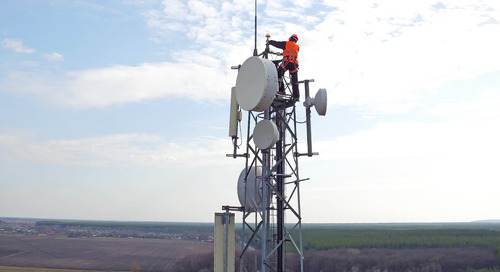 The Cell Tower Edge
