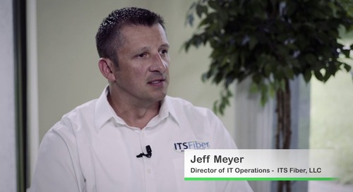 ITS Fiber Customer Spotlight - Technical Solution