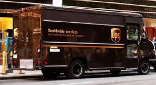 UPS: 50% of business is now retail e-commerce