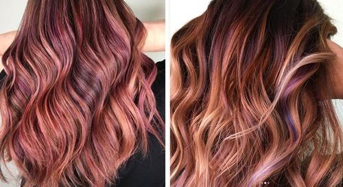 Ingin Coba Tren Warna Rambut dari Jus Buah?