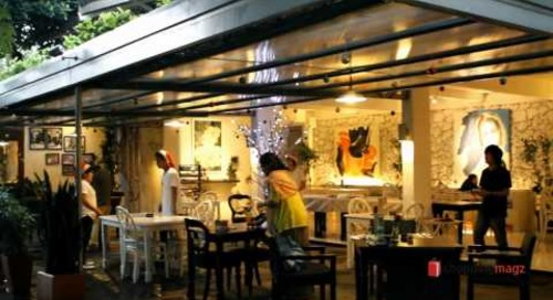 FASHION PASTA Restaurant Bandung