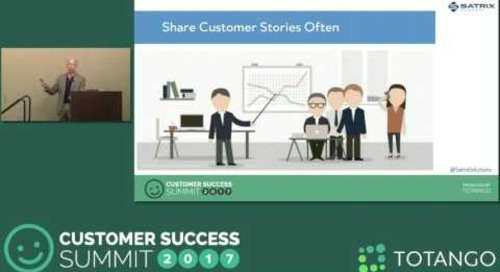 [Track 1] Why Customer Success Without Cultural Adoption = Failure - Customer Success Summit 2017