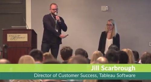 Running a Recurring Revenue Business - Jill Scarbrough