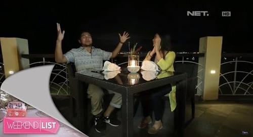 Dinner Romantis di Bali - Weekend List