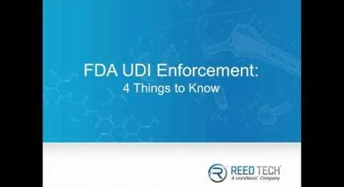 FDA UDI Enforcement