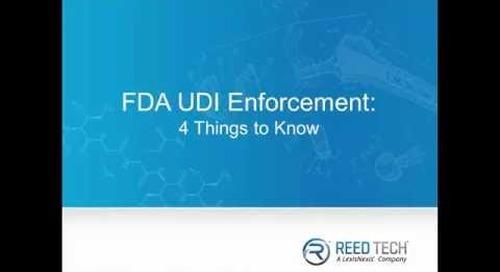 FDA UDI Enforcement