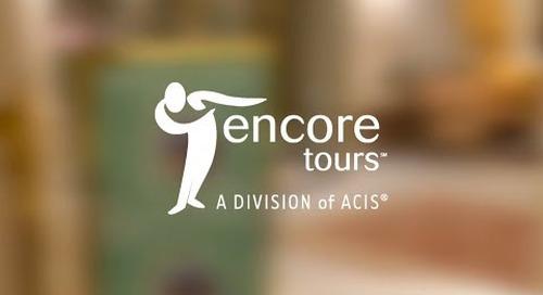 Encore Tours Presents - Prelude