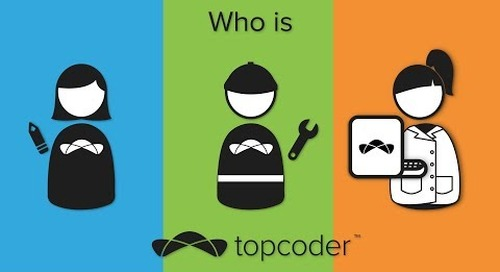 Who is Topcoder
