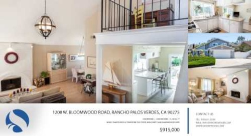 Shorewood Living | South Bay Homes for Sale — 7.16.15