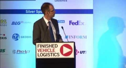 Automotive Logistics Europe 2015: Technology and Supply Chain Transformation