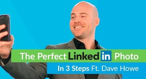 How To Take The Perfect LinkedIn Profile Photo