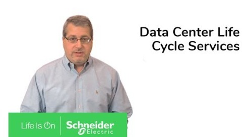 Data Center Life Cycle Services - Value Proposition