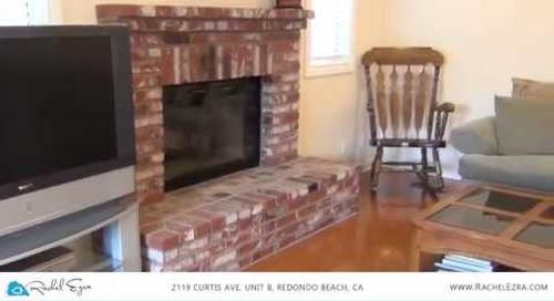 2119 Curtis Ave  #B, Redondo Beach -- Offered by Rachel Ezra