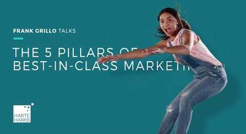 The 5 Pillars of Best-in-Class Marketing