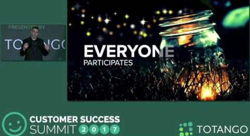 The Next Wave of Customer Success - Customer Success Summit 2017