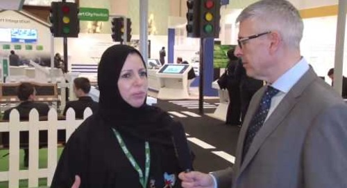 Power to the Cloud and a Smart City for Jeddah