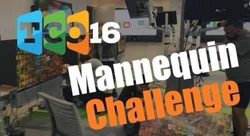 TCO16 Setup Mannequin Challenge