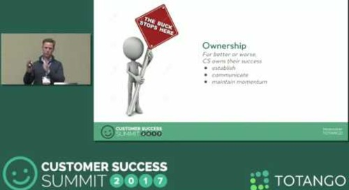 [Track 3] How to Deliver a Scalable Enterprise Onboarding Experience - Customer Success Summit 2017
