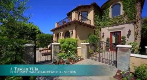 Morrine Robey Presents 853 6th Street, Manhattan Beach, CA 90266