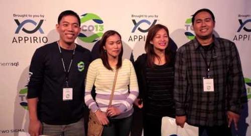 2013 TopCoder Open - Co-Founder & CTO Glenn Weinstein Talks Community