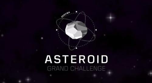 NASA's Asteroid Tracker